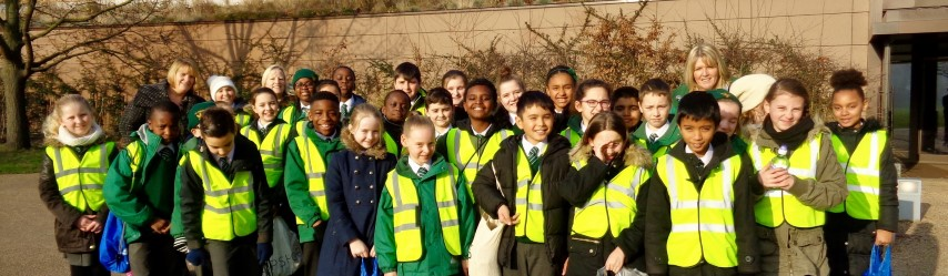 Year 6 Houses of Parliament Website Photo